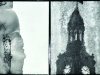 Sydneyscapes panel4: Sydney Central Station Clock Tower, Sydney Town Hall Clock Tower 1