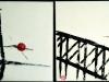 Sydneyscapes panel6: Anzac Bridge, Sydney Harbour Bridge