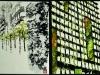 Sydneyscapes panel7: Hidden Garden – Ultimo Pedestrian Network Stage 1, Vertical Garden – Central Park